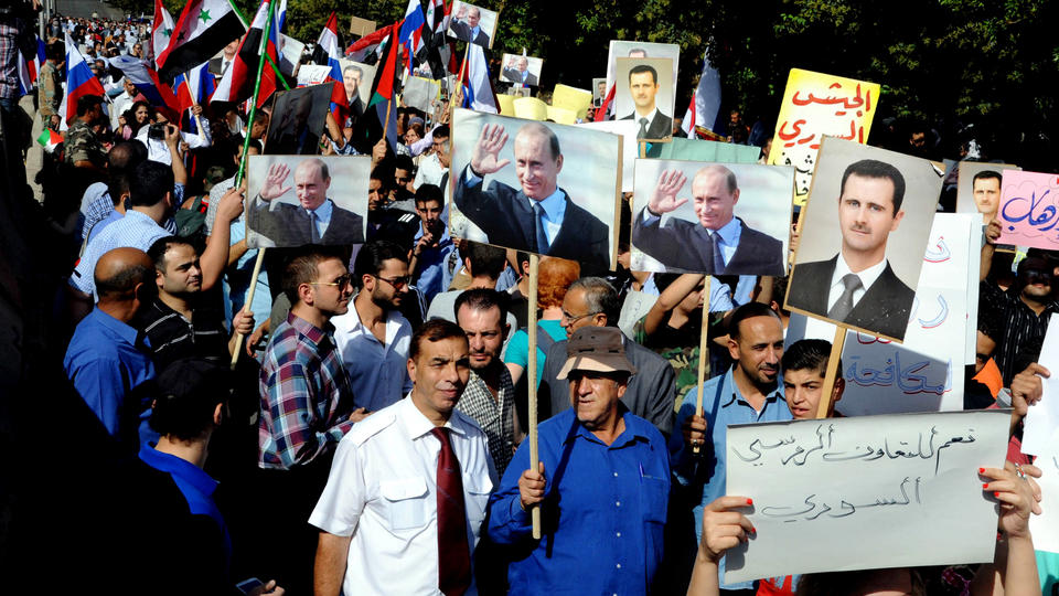 Syrians for Russia