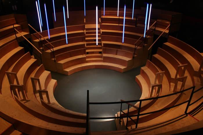 Theater in the round
